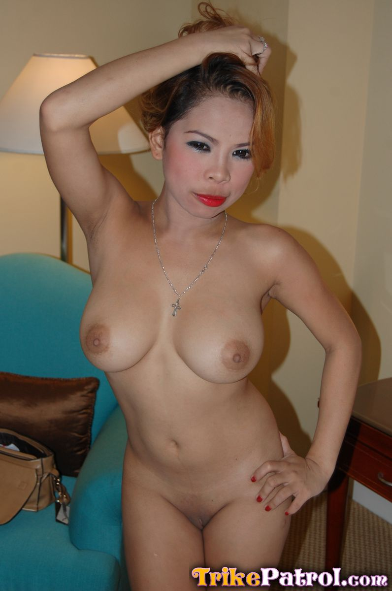 With you big tit filipina porn