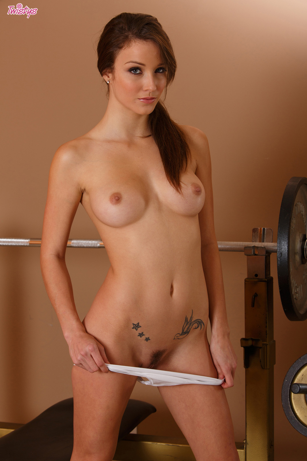 Malena Morgan shares her naughty workout routine