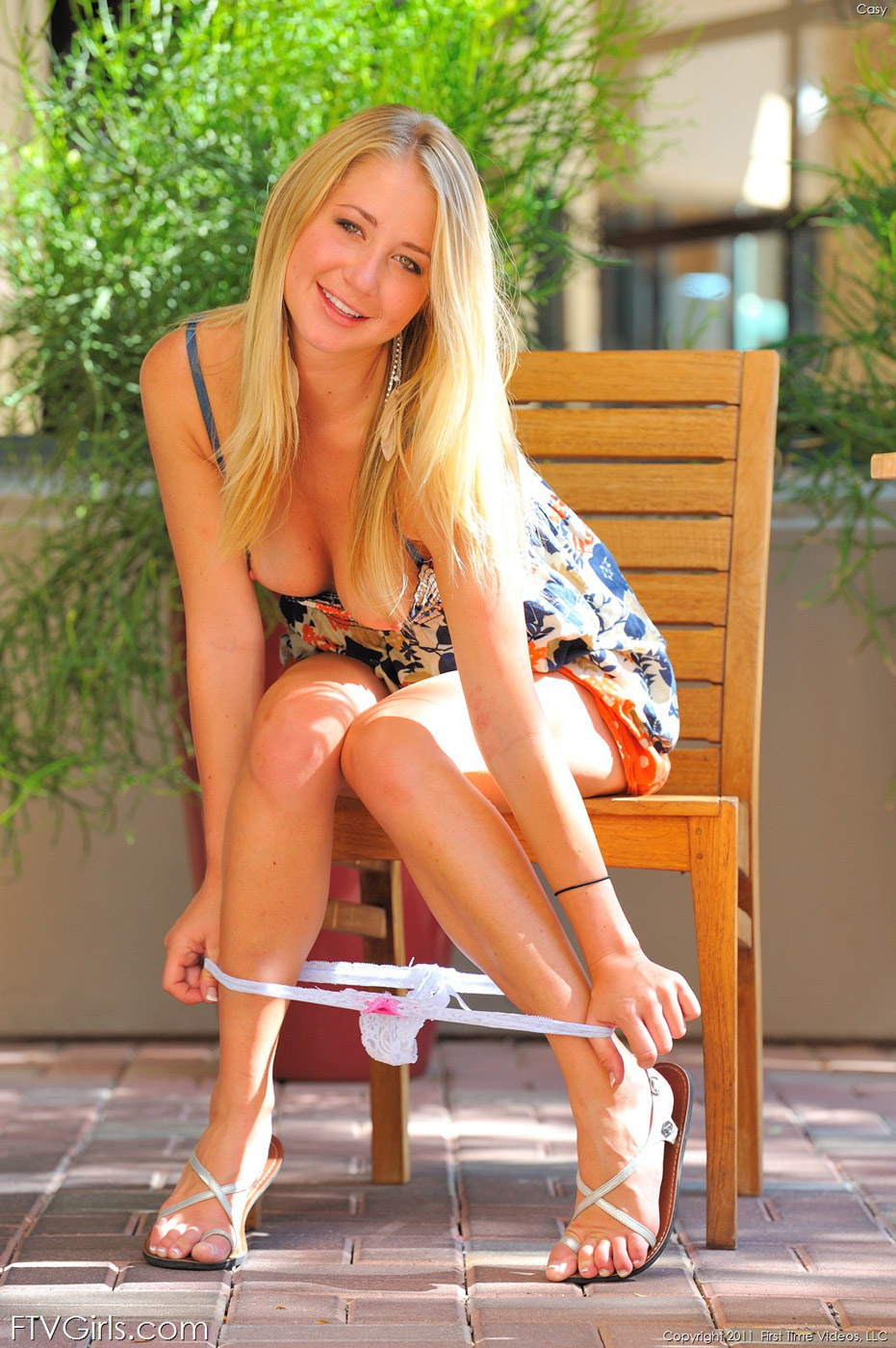 Have thought upskirt pictures women in thongs or no panties at all